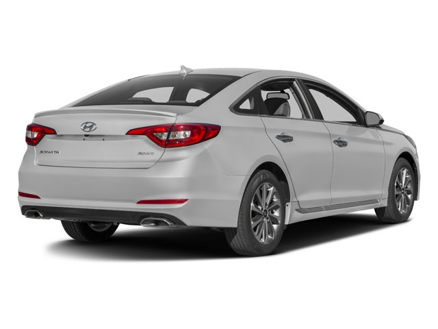 Used 2016 Hyundai Sonata Sport with VIN 5NPE34AF6GH308648 for sale in Rochester, Minnesota
