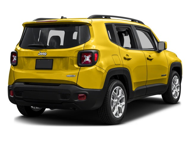 Used 2016 Jeep Renegade Latitude with VIN ZACCJBBT1GPD72125 for sale in Rochester, Minnesota