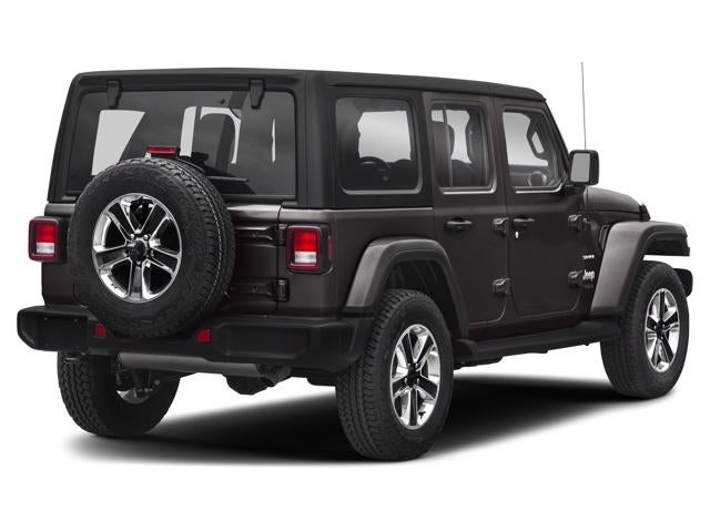 Certified 2018 Jeep All-New Wrangler Unlimited Sahara with VIN 1C4HJXEG0JW213964 for sale in Rochester, Minnesota