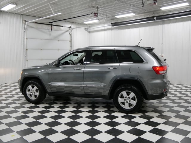 Used 2012 Jeep Grand Cherokee Laredo with VIN 1C4RJFAG6CC325256 for sale in Rochester, Minnesota