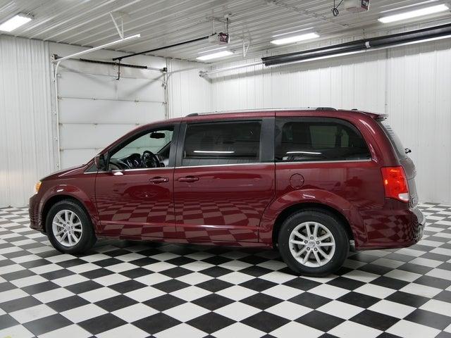 Certified 2018 Dodge Grand Caravan SXT with VIN 2C4RDGCG7JR267642 for sale in Rochester, Minnesota